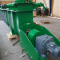 High volume ash screw conveyor